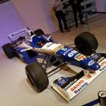 Williams FW18, 1996 Hill championship car.