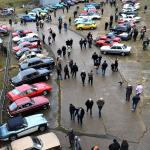 Brooklands New Year's Day Meet 2017