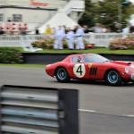 Club GTO - Bamford Ferrari 250 gives him entry