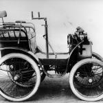 1899 Renault Type A Voiturette