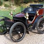 1899 Wolseley Voiturette
