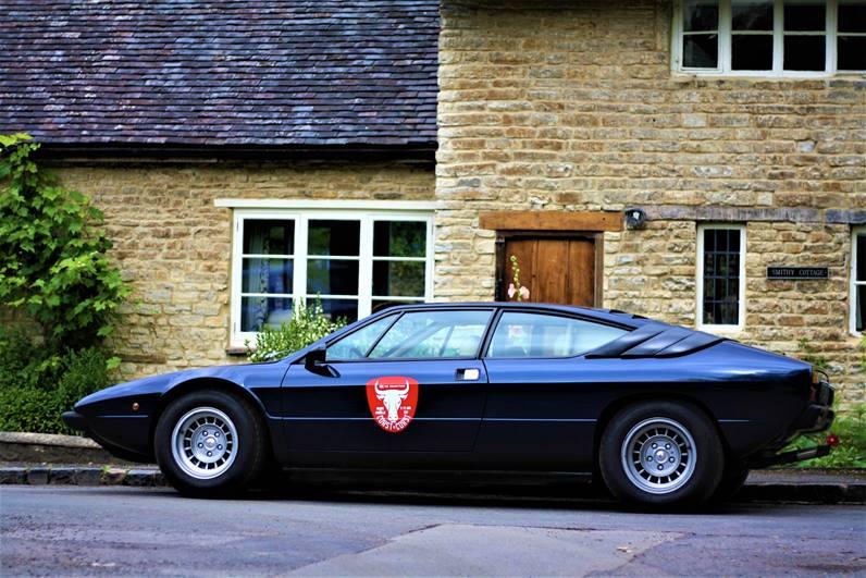 My Classic 1976 Lamborghini Urraco