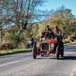 1903 Clement 12hp on the Sussex roads