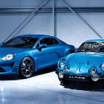 Alpine A110 - old and new