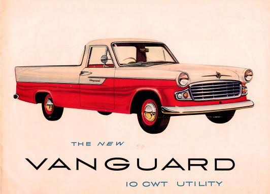 Vagabond Ford Regular Car Reviews