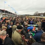 The Grid Walks prove ever more popular (photo- S. Mosley)