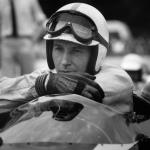 John Surtees. Photo - My Incredible Life on Four and Two Wheels (Evro Publishing).