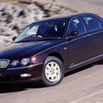 Rover 75- ice cool.