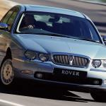 Rover 75- so cool it sticks to your tongue.