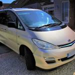The Golden Bullet - Toyota Previa
