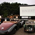Drive-In Movie sponsored by Hagerty