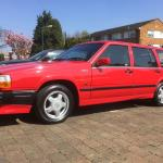 1989 Volvo 740 GL 'Very Big Motor' (Simon Martin)