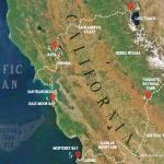 Grand Tour USA route