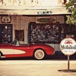 The classic American road trip