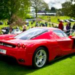 Supercar access at The Warren