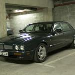 The Jaguar XJR