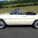 Alfa Romeo Duetto Spider (Photo- Bonhams)