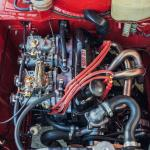 Weber carburettors give added grunt