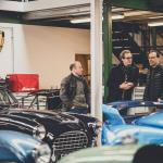 Team Hagerty at Bicester