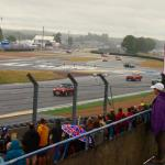 Racing whatever the weather