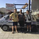 Mechanics in Cappodoccia