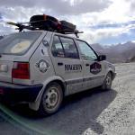 Top of the Pamir Highway