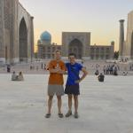 Uzbekistan Sight Seeing