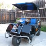 Harley-Davidson Golf Cart