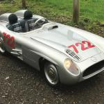 Mercedes-Benz 300SLR Children's Car, toy car, Mille Miglia