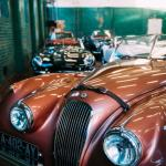 Classic Jaguar at Pendine Classic Cars