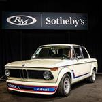 RM Sotheby's BMW 2002 at Scottsdale 2018