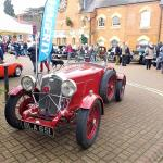 Vintage Stony New Year's Day Meet for Classic Cars