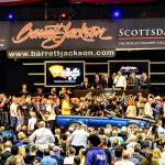 Barrett-Jackson auction at Scottsdale 2018