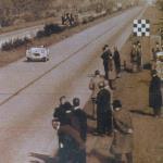 Triumph TR2 at Jabbeke