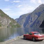 Arctic Highway Challenge, Tajfjord