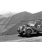 The Dehno Pass, Iran
