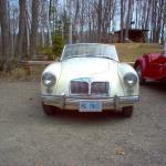 The 1961 MGA