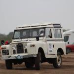 Team Atkinson in the Land Rover