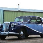 Daimler Empress Hooper Two-Door (photo Brightwells)