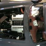 The Comet's 6.2L V8 engine