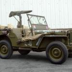 1943 Ford GPW (Photo courtesy H&H)