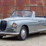 Lancia Aurelia B50 Cabriolet (courtesy Classic Motor Hub)