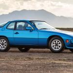 Porsche 924 (photo Nathan Leach-Proffer ©2018 Courtesy of RM Sotheby's)