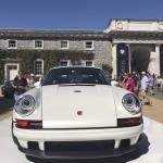 Porsche 911, restored by Singer. Photo Angus Grant