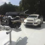 Williams Engineering- developed 500bhp engine