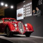 Alfa Romeo 8C 2900 Touring Berlinatta (photo courtesy Artcurial)