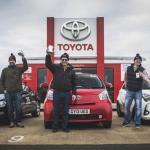 Parallel Pom winners (photo Toyota GB)