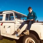 Harry Atkinson, Rally Navigator