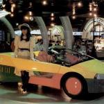 Subaru Jo-Car Concept 1987