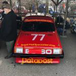 Austin Metro HLS 1300 Datapost, Gerry Marshall Trophy
